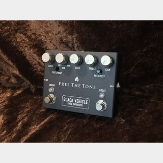 Free The Tone Integrated Series「BLACK VEHICLE BV-1V」