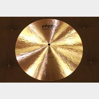 "PAiSTe Formula 602 Modern Essentials 16"" Crash【定価より30%OFF!】"
