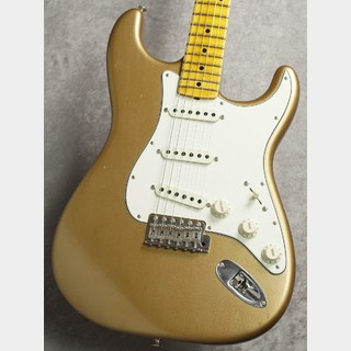 Fender Custom Shop 【貼りメイプル!!】 1965 Stratocaster Journeyman Relic -Faded Aged Firemist Gold- [3.52kg]