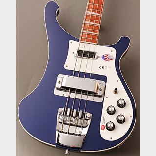Rickenbacker 4003 MID -Midnight Blue- 【Wrranty Play ability Only】