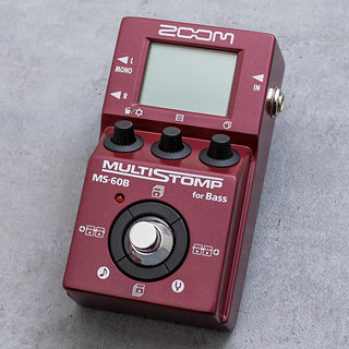 ZOOMMS-60B MultiStomp Bass Pedal