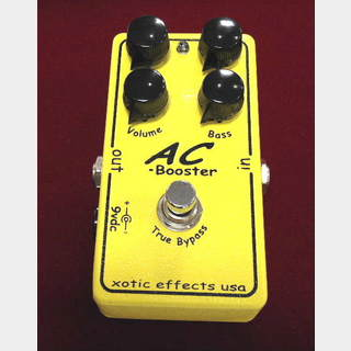 Xotic AC Booster 【定価より40%OFF】【展示品箱ボロ処分特価】[DM500]