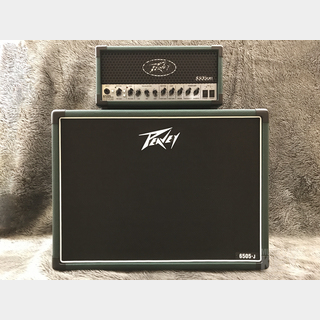 PEAVEY 6505MH Japan Edition & 112-Guitar Cabinet Japan Edition SET【BELDEN製SPケーブルプレゼント!!】