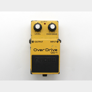 BOSSOD-1 Over Drive ☆ 1980年代の名品がUSED入荷