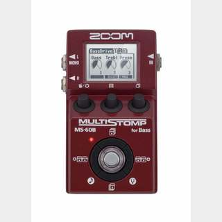 ZOOMMS-60B MultiStomp for Bass 【新宿店】