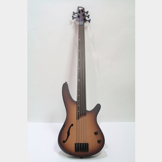 Ibanez SRH505F / Natural Browned Burst Flat