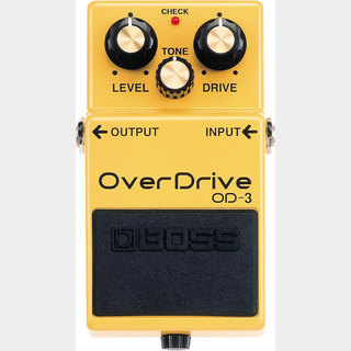 BOSS OD-3 Over Drive 【12月14日(土)・15日(日)YAMANO DAYS特価】【数量限定】