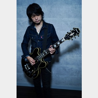 Epiphone 【お茶の水駅前店限定2大特典あります!】Limited Edition Shinichi Ubukata ES-355 Custom Outfit