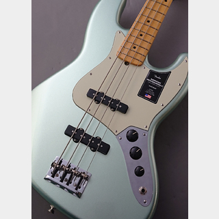 Fender 【48回無金利】USA American Professional Ⅱ Jazz Bass -Mystic Surf Green /M- 【NEW】