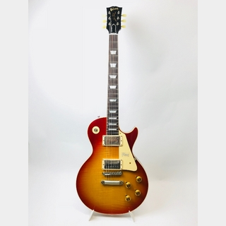 Gibson Custom Shop Historic Collection 1958 Les Paul Standard Hard Rock Maple V.O.S. / Crimson Burst