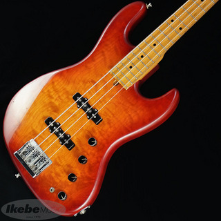 Sadowsky Guitars NYC Standard 4st/21F (Quilted Maple Body /Cherry Sunburst) 【USED】