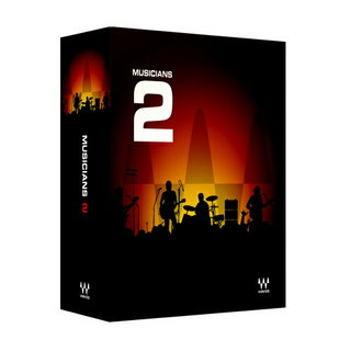 WAVESMusicians 2 Bundle