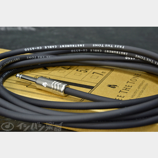 Free The ToneINSTRUMENT CABLE CU-6550STD 5.0m S/S【池袋店】