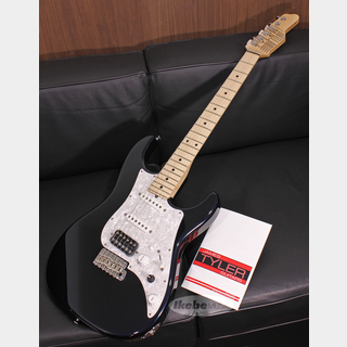 James Tyler(正規輸入品) Studio Elite HD Black with Blue Pearl Overlay, Swamp Ash Body/M SN.20122