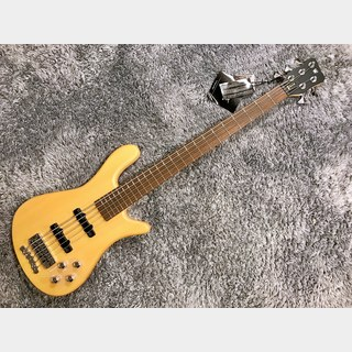 Warwick RockBass Streamer LX 5 Natural Transparent Satin【アウトレット特価】【2018年製】