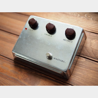 Dulcet Pedals Masters - Silver