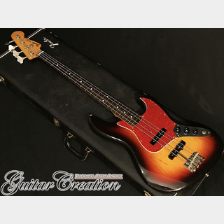 Fender Japan JB62 EXTRAD '90年製【3Tone Sunburst】~LIGHT ASH~ Very Rare! 4.16kg