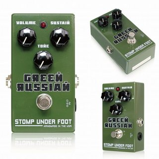 Stomp Under Foot Green Russian 【Webショップ限定】