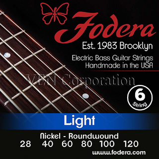 Fodera 6 Strings -28120NI- Light