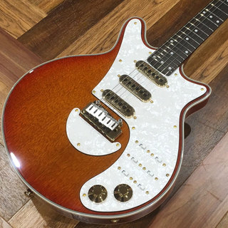 Brian May Guitars Brian May Special Honey Sunburst