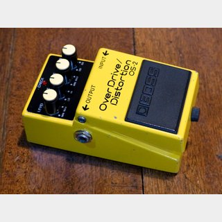 BOSS '92 OS-2 Over Drive / Distortion