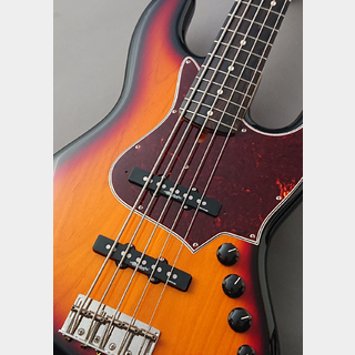 Alleva-CoppoloLG5 Standard Plus -3Tone Sunburst- 【NEW】