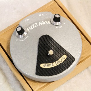 Amber England Fuzz Face Reissue