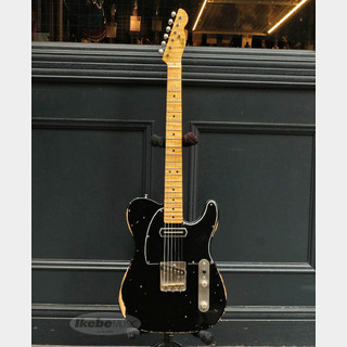"LSL INSTRUMENTS T-BONE ""Lia"" (Black) w/Lollar Pickups Charlie Christian for Tele"