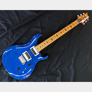 Paul Reed Smith(PRS) SE Custom 24 Roasted Maple Limited Blue Matteo