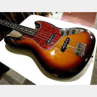 Fender Custom Shop Fender Custom Shop 1988年製 62 Jazz Bass 初期カスタムショップ