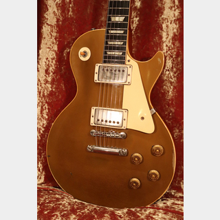 "Gibson 1958 Les Paul Standard ""Original Patent Applied For"" Gold Top"