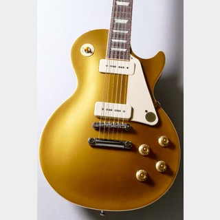 Gibson Les Paul Standard '50s P-90 Gold Top #105690225【4.44kg】