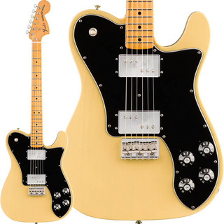 Fender Mexico Vintera '70s Telecaster Deluxe (Vintage Blonde) [Made In Mexico]