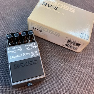 BOSSRV-5 Digital Reverb