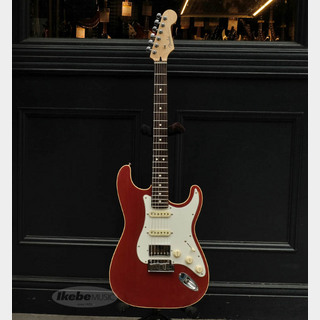 Fender Made in Japan Made in Japan Modern Stratocaster HSS (Sunset Orange Metallic/Rosewood Fingerboard)