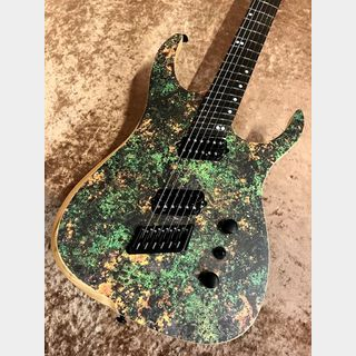 Ormsby HYPE G6 -GREEN PATINA COPPER GRAPHIC-