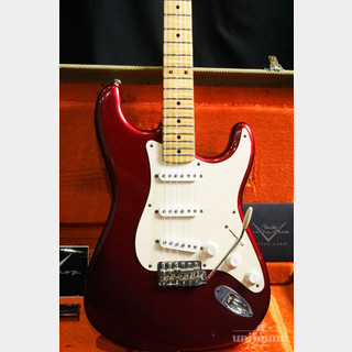 Fender Custom Shop1956 Stratocaster N.O.S [Relic] Candy Apple Red 2005年製