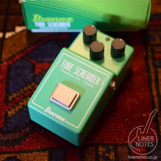 Ibanez TS-808 Tube Screamer Overdrive Pro