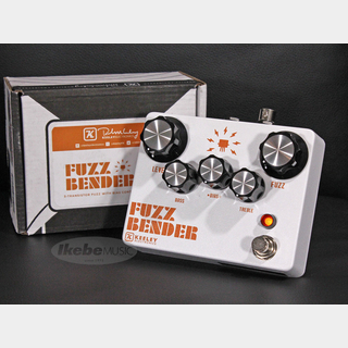 Keeley FUZZ BENDER 3-TRANSISTOR FUZZ WITH BIAS CONTROL