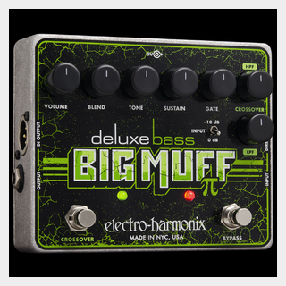 Electro-Harmonix electro-harmonix / Deluxe Bass Big Muff Pi Distortion/Sustainer 【正規輸入品】【御茶ノ水本店】