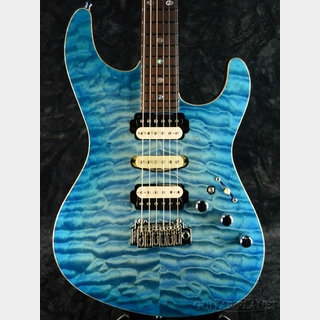 FREEDOM CUSTOM GUITAR RESEARCH 【決算SALE!!】Hydra 2Point -清流- Premium Quilt Maple Top【金利0%!!】