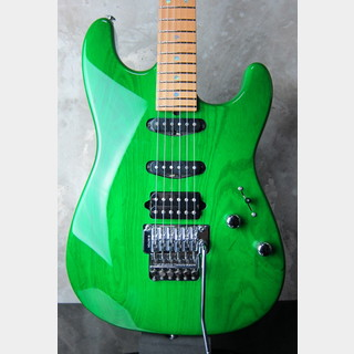 Suhr Classic Trans Green