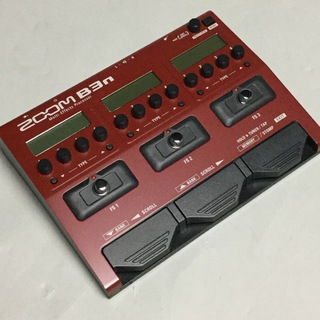 ZOOM B3n Multi-Effects Processor