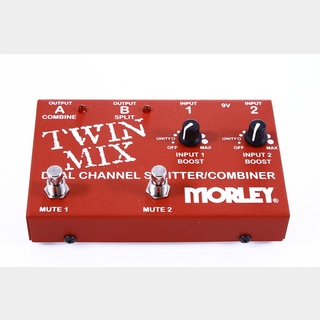 Morley TWIN MIX DUAL CHANNEL SPLITTER/COMBINER