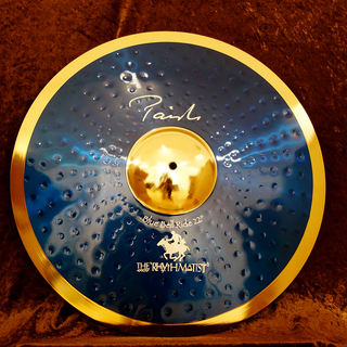 "PAiSTe Signature ""the Paiste"" Blue Bell Ride 22""【3店舗合同!!Special 1Day Bargain!! 】"