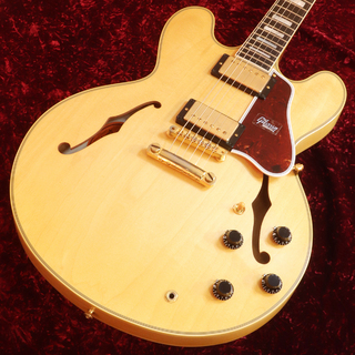 Gibson Custom Shop 【現地選定品】ES-355 VOS Antique Natural sn B98025[3.81kg] [Ebony Fingerboard]