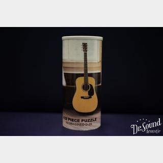 Martin 【Dr.Sound Martin 1833shop】Jigsaw Puzzle in a Can