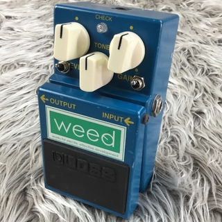 weed BD-2 MOD Double SW【OVER DRIVE】【2台限定特別販売】
