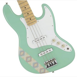 Fender Made In Japan SILENT SIREN Jazz Bass Maple Fingerboard Surf Green 【御茶ノ水本店】