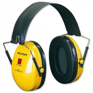 PELTOR 3M H510A Yellow Optime 1